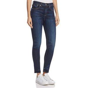 Rag & Bone High Rise Ankle Skinny Jeans Stanley 28